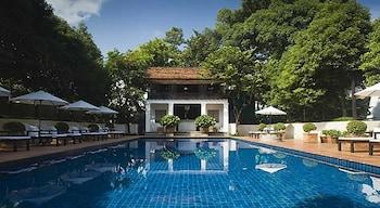 Selline näeb välja Rachamankha, Chiang Mai