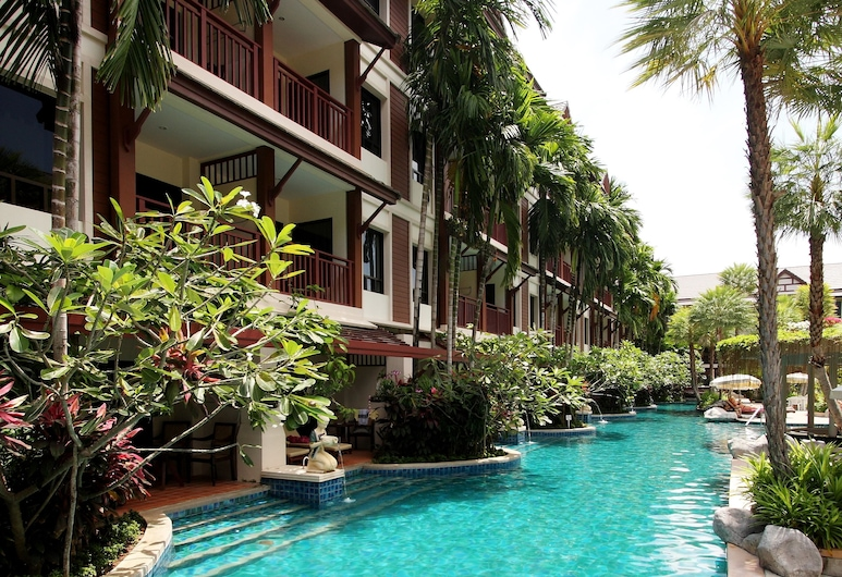Kata Palm Resort & Spa, Karon, Outdoor Pool