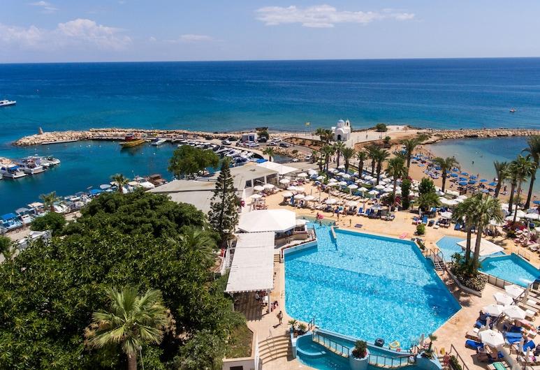 The Golden Coast Beach Hotel, Protaras, Utsikt fra hotellet