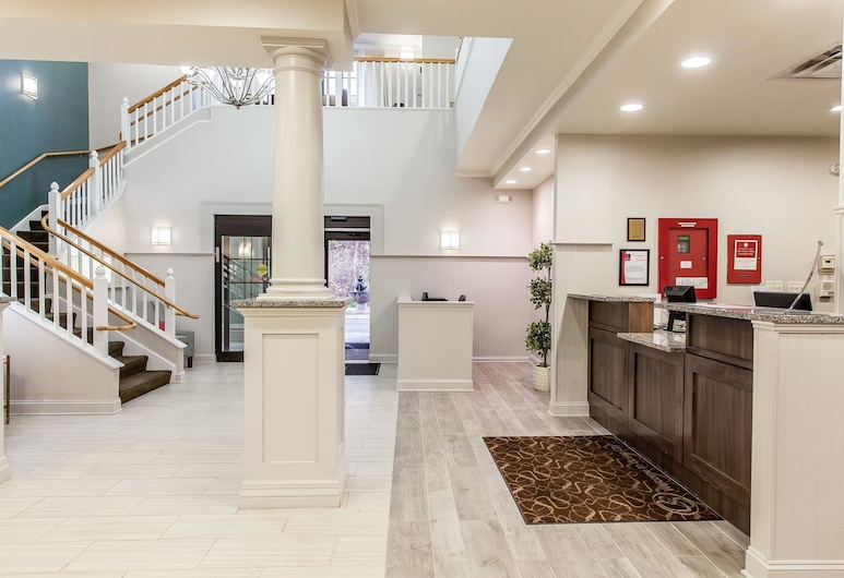 Comfort Suites Ocean City, Ocean City, Lobby