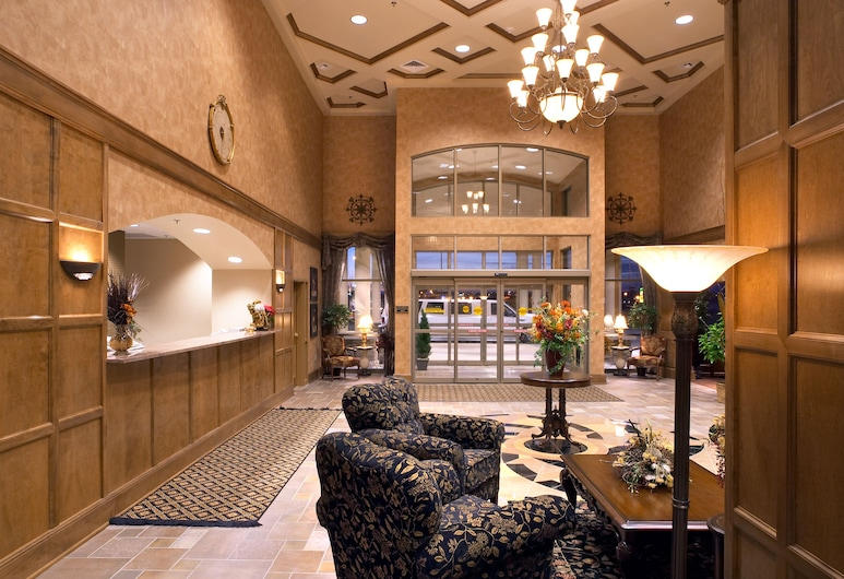 Clubhouse Hotel Suites Sioux Falls, Sioux Falls, Lobby