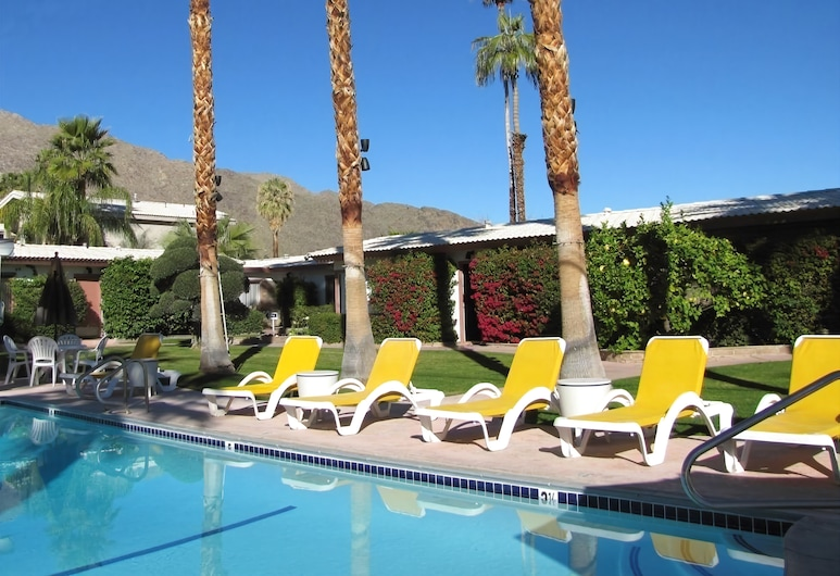 A Place In The Sun, Palm Springs