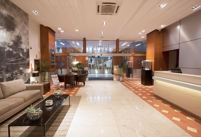 Bristol Brasil 500 Hotel, קוריטיבה, קבלה