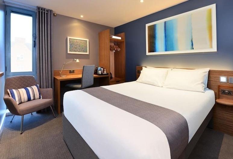 Travelodge London Farringdon, לונדון, חדר אורחים