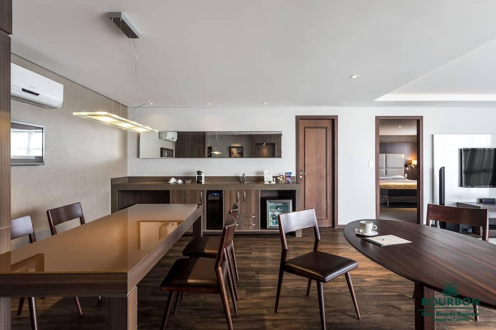 Classic suite - Obroci u sobi