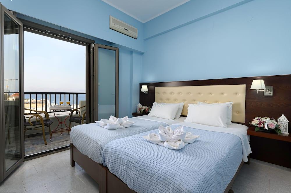 雙人或雙床房, 海景 - 客房