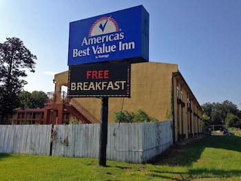 Foto Americas Best Value Inn di Vicksburg