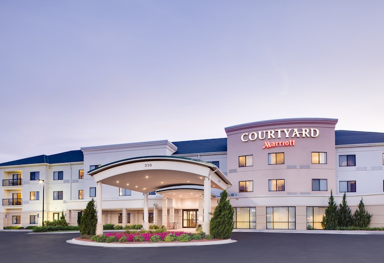 Courtyard by Marriott Junction City, Junction City, Hotel Entrance