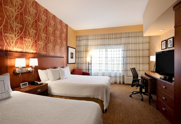 Courtyard by Marriott Junction City, Junction City, Room, 2 Queen Beds, Non Smoking, Guest Room
