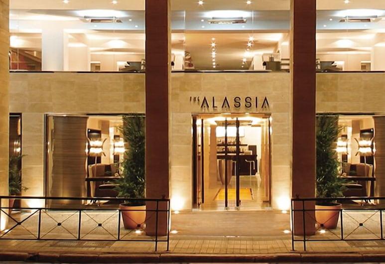 The Alassia Hotel, Athén