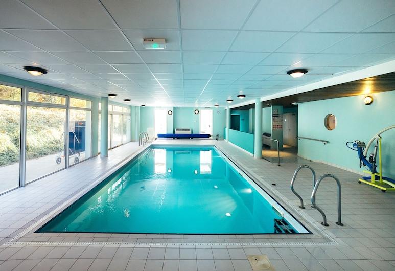 阿克緹索爾斯皇家住宅飯店, Mooslargue, 室內游泳池