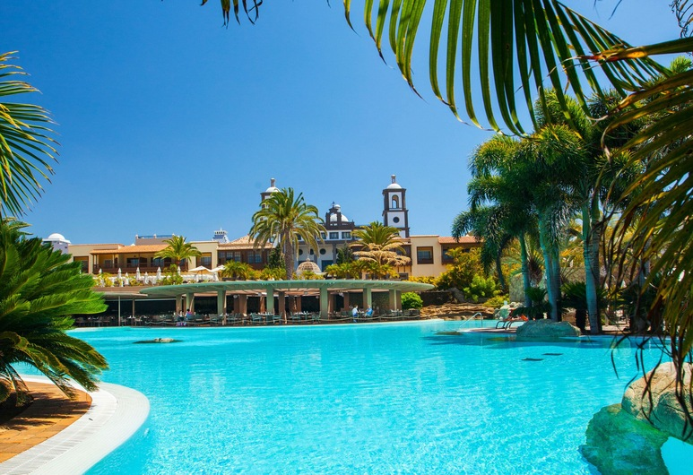 Lopesan Villa del Conde Resort & Thalasso, San Bartolome de Tirajana, Uima-allas