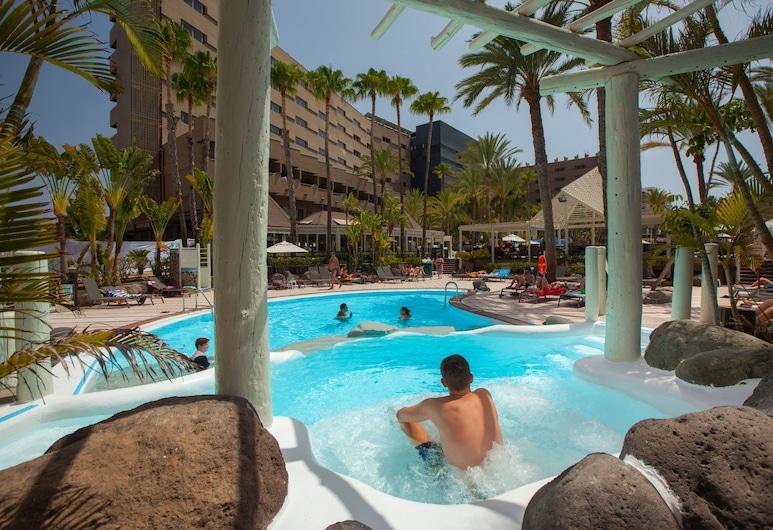 Abora Continental by Lopesan Hotels, San Bartolome De Tirajana, Εξωτερική μπανιέρα υδρομασάζ