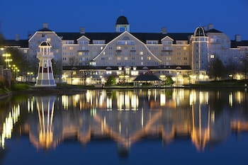 Picture of Disney's Newport Bay Club in Coupvray