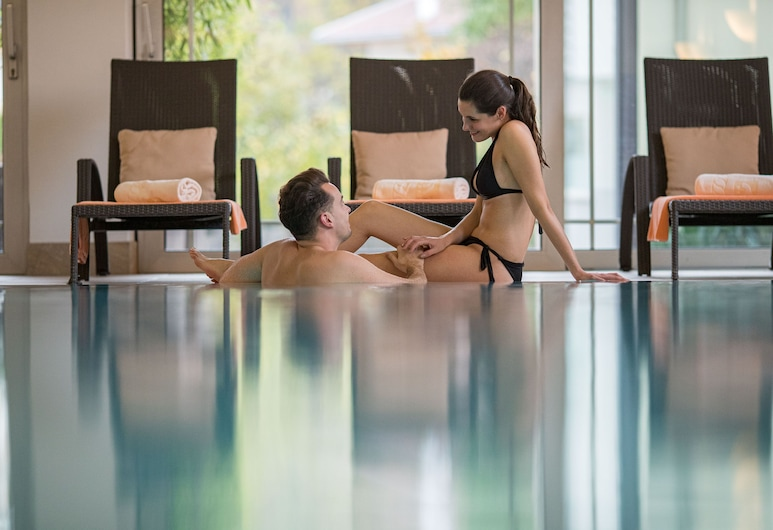 Aktiv- & Wellnesshotel Zentral, Prato allo Stelvio, Indoor Pool