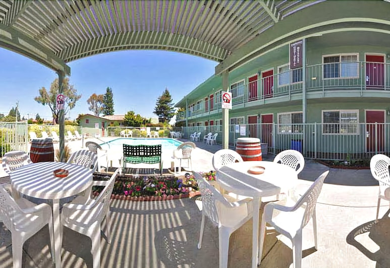 Motel 6 Napa, CA, Napa, Hiên