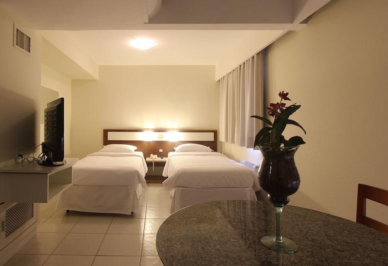 Castelmar Hotel, Florianopolis, Standard Twin Room, Guest Room