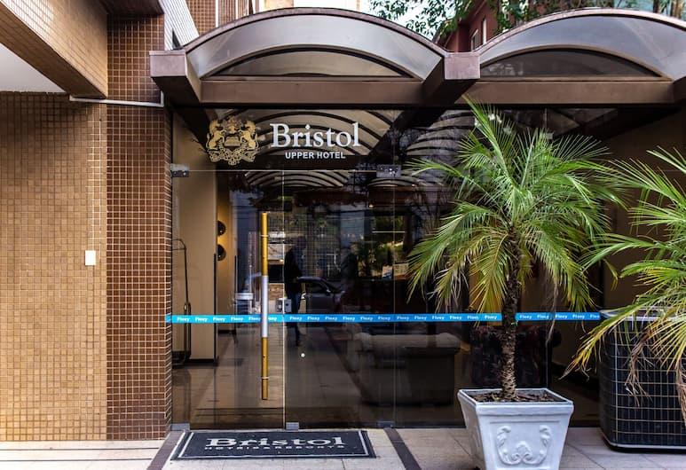 Bristol Upper Hotel, Curitiba, Hotel bejárata