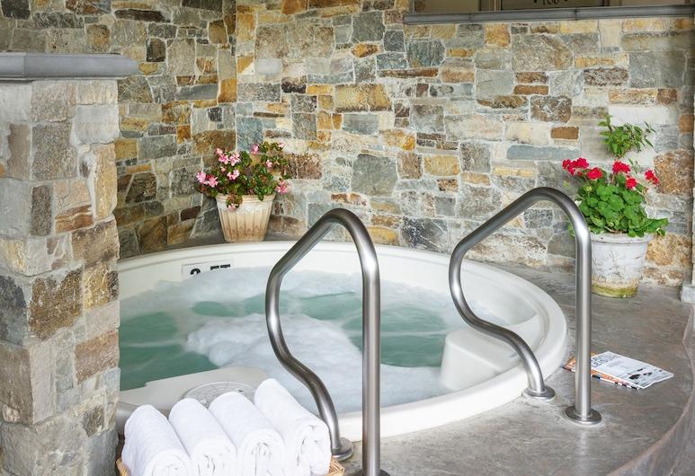 可奇曼斯旅館 - 四姐妹酒店, 卡梅爾, 室外 SPA 浴池