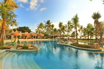 Foto van Bali Mandira Beach Resort & Spa in Legian