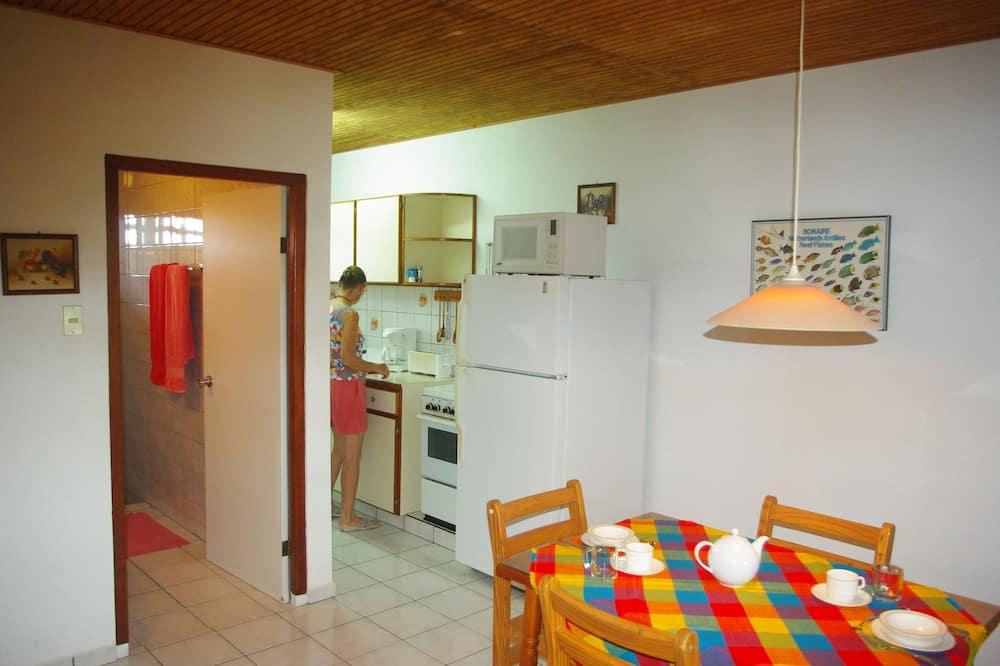 Leilighet – standard, 1 soverom - Bespisning på rommet
