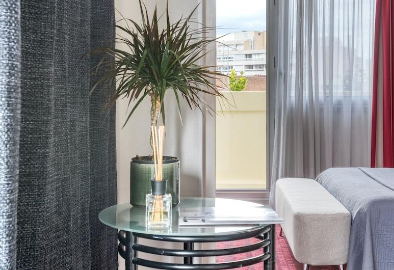 Hôtel Le Richemont, Parigi, Doppia Deluxe, vista città, Camera