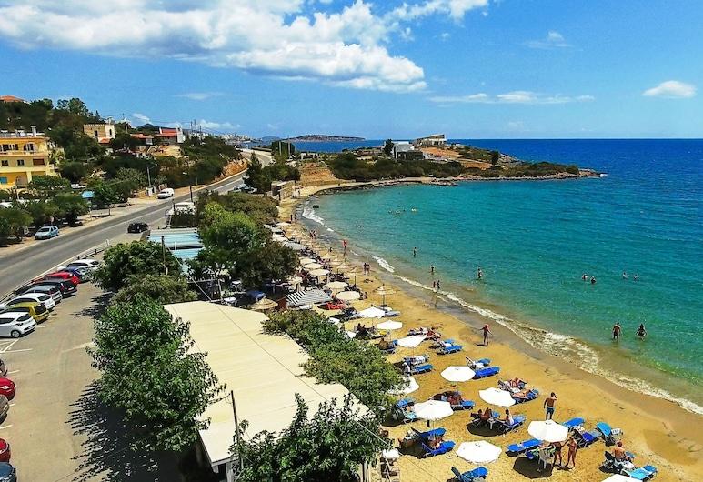 法德拉海灘飯店, 阿吉歐斯尼古拉斯, 海灘