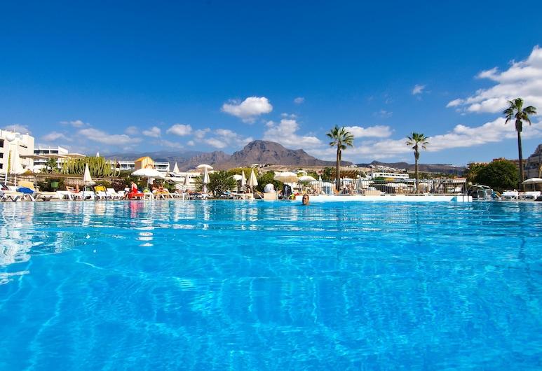 Hotel Gala Tenerife,  Arona, Piscina al aire libre