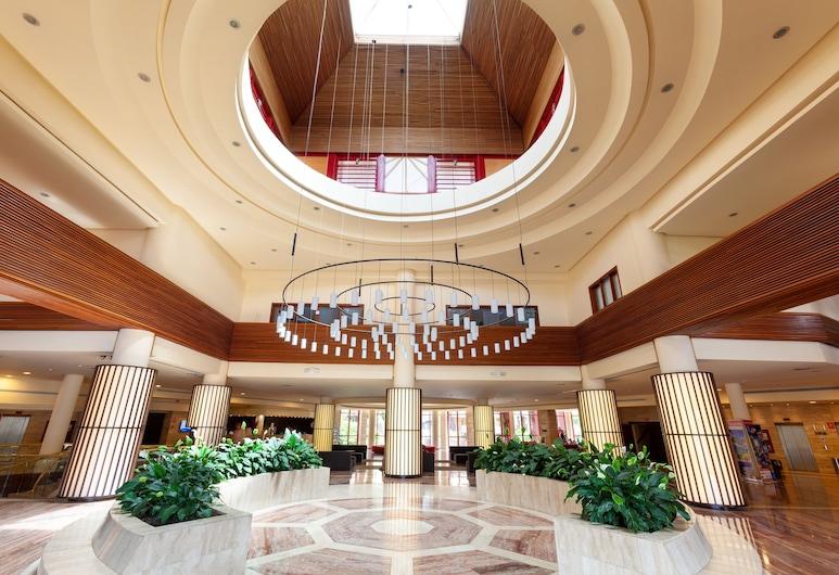 賈卡蘭達最佳飯店, 阿德杰, 大廳酒廊