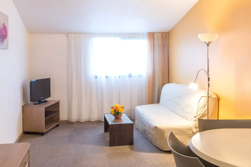 Standaard appartement, kitchenette - Woonruimte