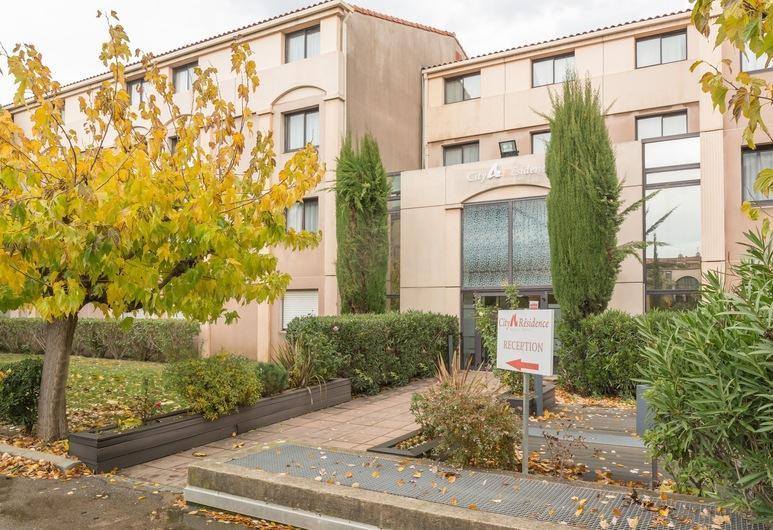 City Residence Aix En Provence, Aix-en-Provence, Pohľad na zariadenie