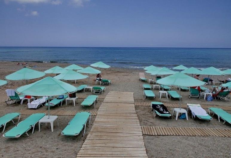 Jo-An Beach Hotel, Rethymno, Pantai