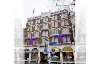 Foto van Grand Hotel Central in Rotterdam