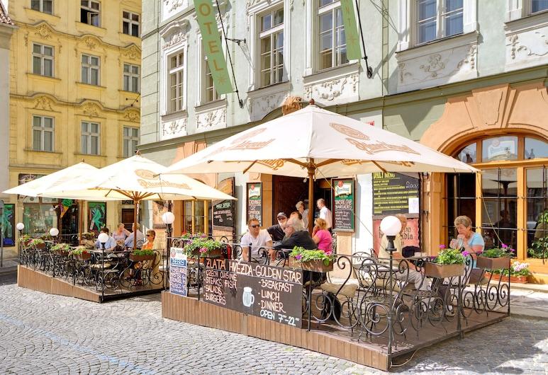 Hotel Golden Star, Praha, Hage