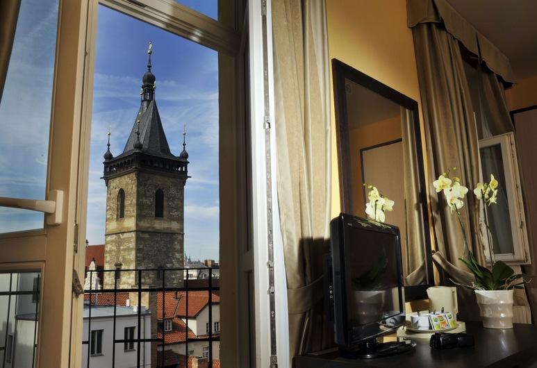 Hotel Praga 1, Praga, Vista do hotel