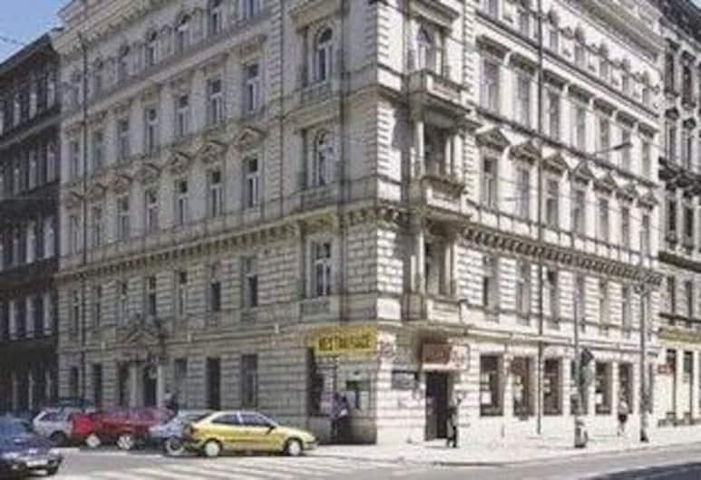 Hotel Atos, Praha, Ulkopuoli