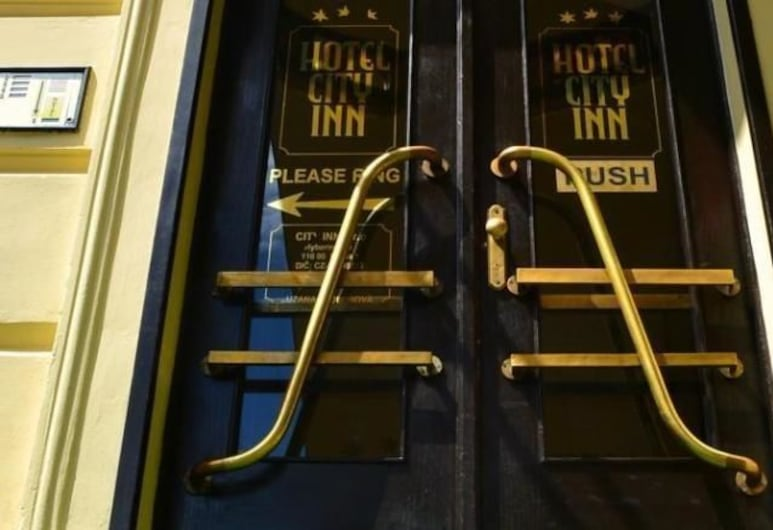 City Inn, Praha, Vaizdas iš viešbučio