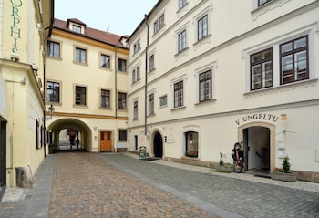 Fotografia hotela (Hotel Metamorphis) v meste Praha