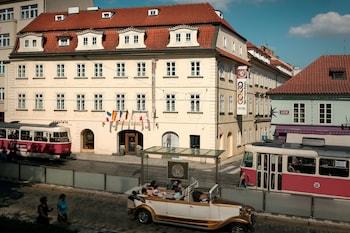프라하의 호텔 로마 프라하 사진