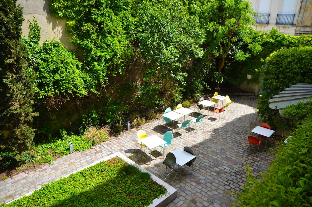 Suite Junior - Vista giardino