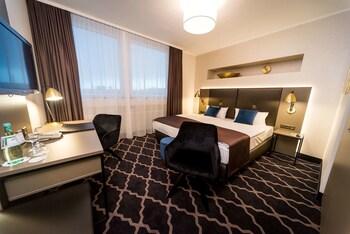 ミュンスター、ホテル カイザーホフの写真