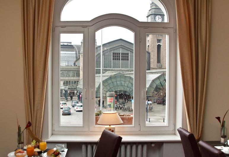 Novum Hotel Kronprinz Hamburg Hauptbahnhof, Hamburg, Restaurant