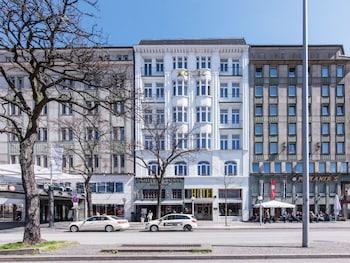 Billede af Novum Hotel Kronprinz Hamburg Hauptbahnhof i Hamborg