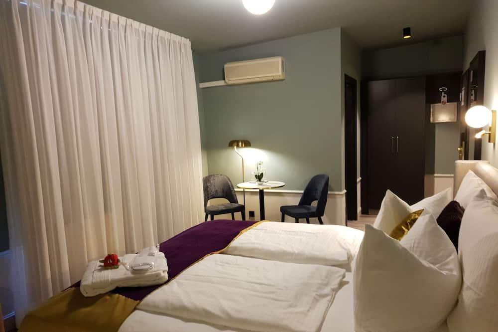 חדר אקזקיוטיב זוגי, מיטת קינג - חדר אורחים