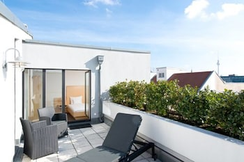 Foto van HSH Hotel Apartments Mitte in Berlijn