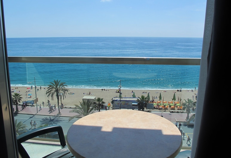 Hotel Miramar, Lloret de Mar, Balkón