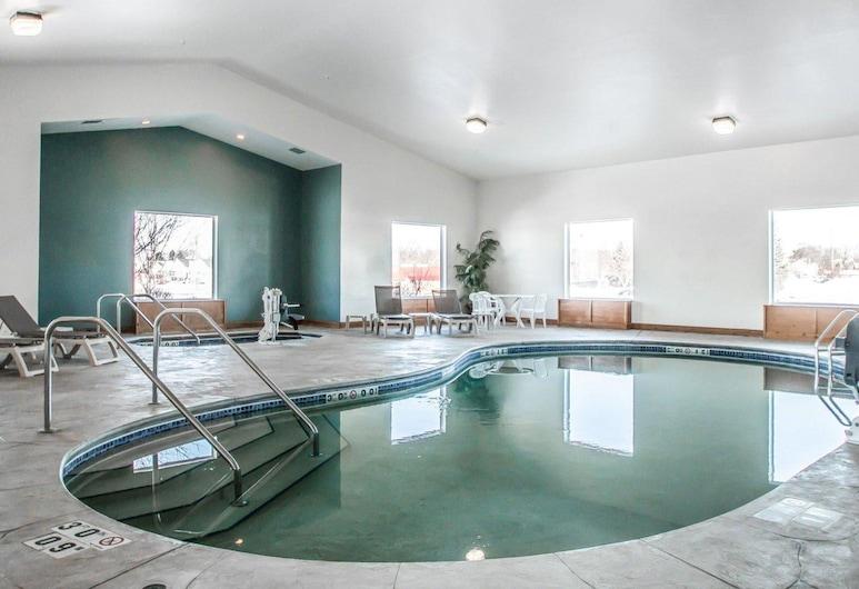 Sleep Inn & Suites Mount Vernon, Mount Vernon, Medence
