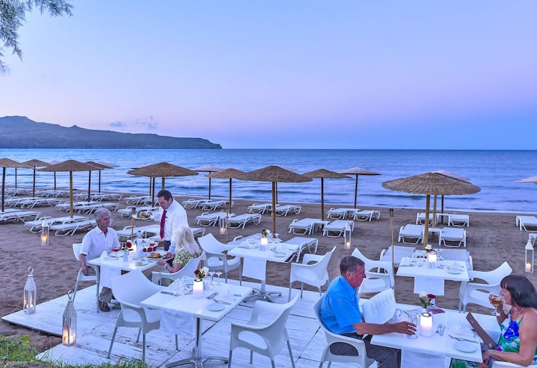 Giannoulis - Santa Marina Plaza-Adults Only, Chania, Outdoor Dining