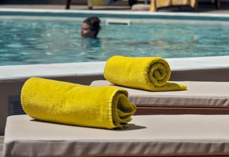 Ξενοδοχείο Κρήτη, Χανιά, Εξωτερική πισίνα