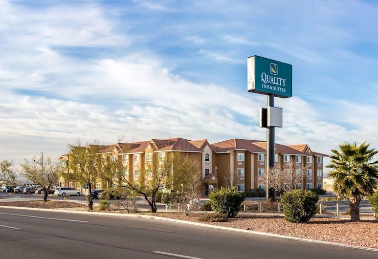 艾爾帕索 I-10 品質套房飯店, 艾爾帕索
